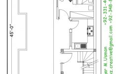 Design Your House Plan Inspirational 25x45 House Plan – Glory Architecture