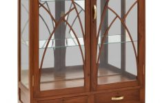 Display Cabinets With Glass Doors Elegant Art Deco Display Cabinet With Glass Doors