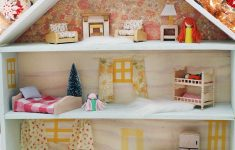 Doll House Plans Wood Fresh How To Build A Dollhouse A Beautiful Mess