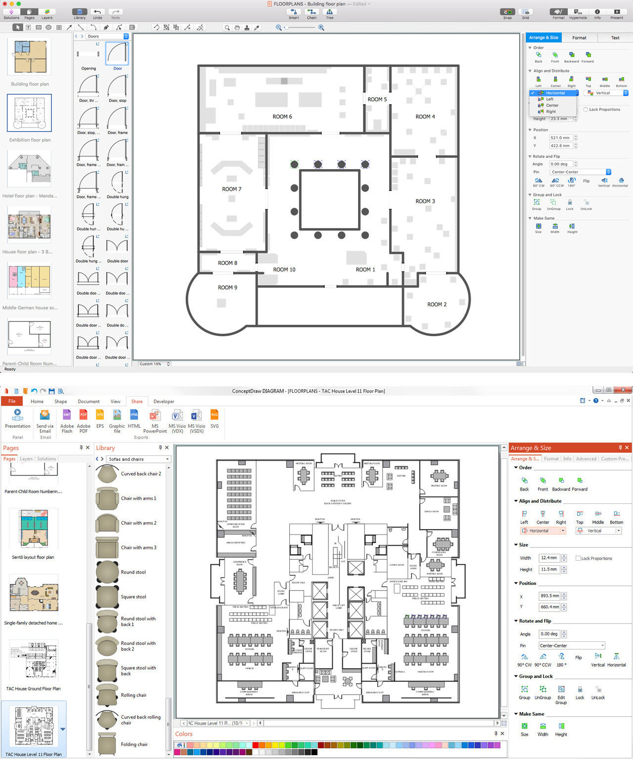 Drafting House Plans software Free New Cad Drawing software for Architectural Designs