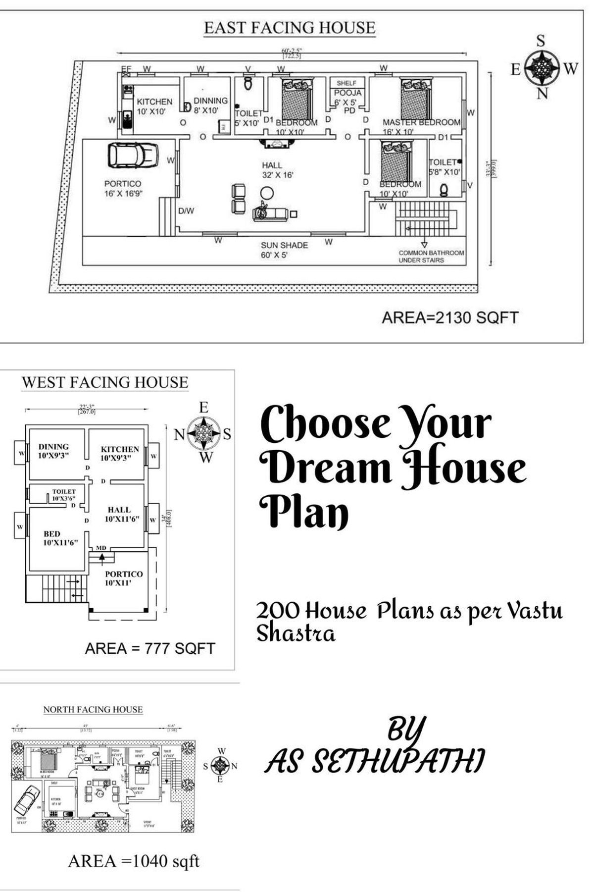 choose your dream house plan 200 house plans as per vastu shastra