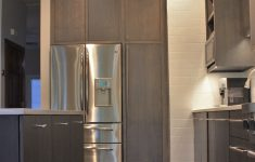 Flat Cabinet Doors Lovely Gray Stained Flat Slab Doors Frameless Cabinets