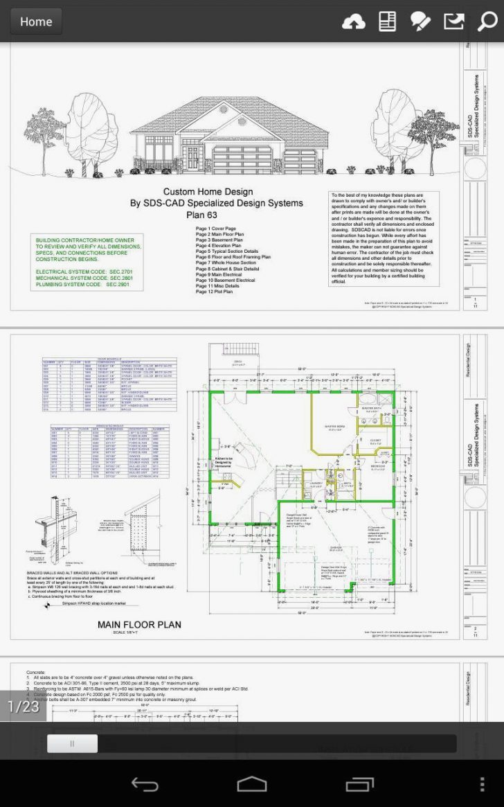 Free software for Drawing House Plans 2021