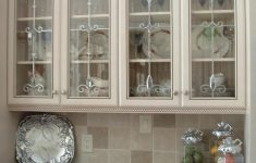 Glass Door Kitchen Cabinets Awesome Kitchen Cabinet Glass Inserts