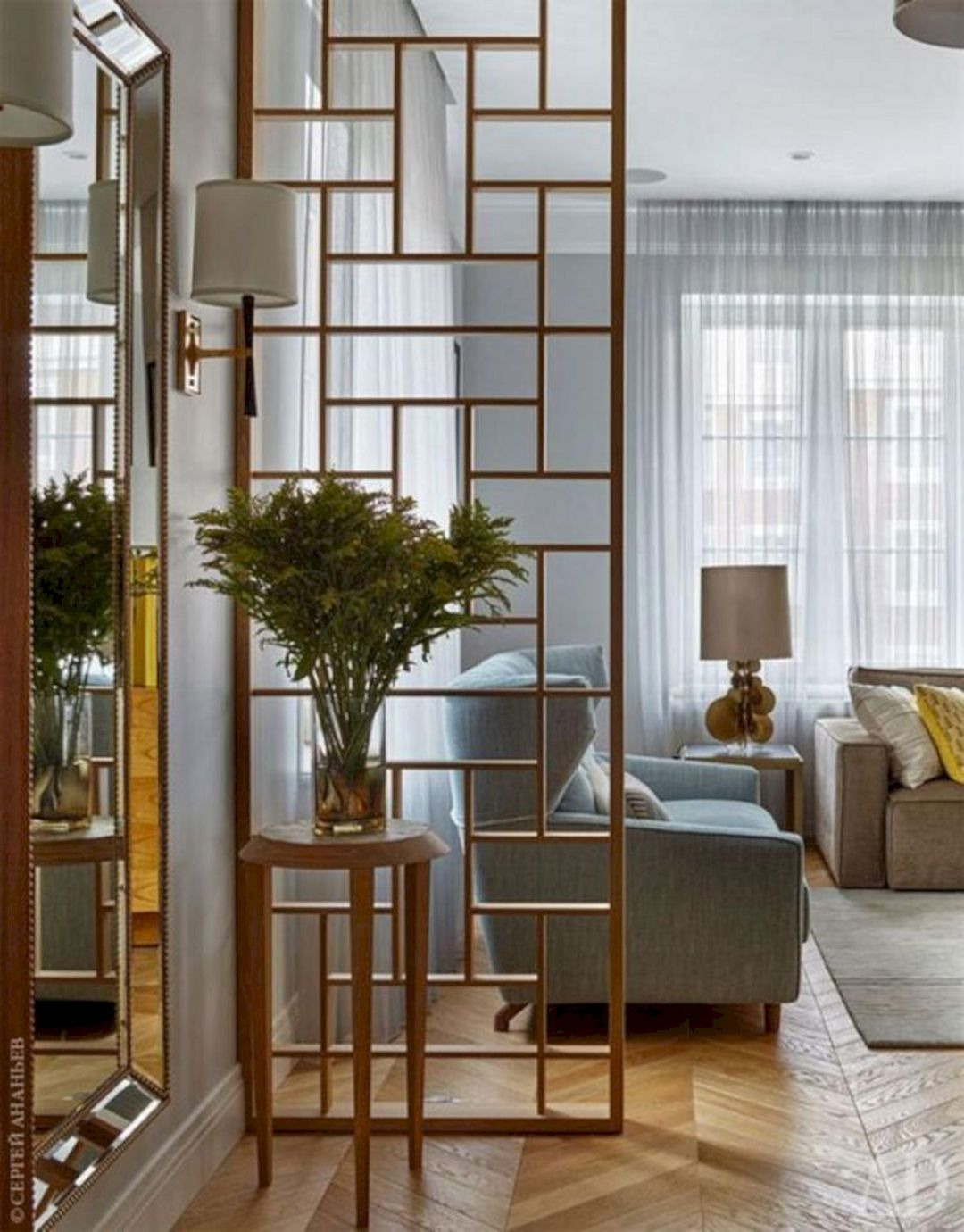 best 8 living room partition ideas for tiny home you need to try