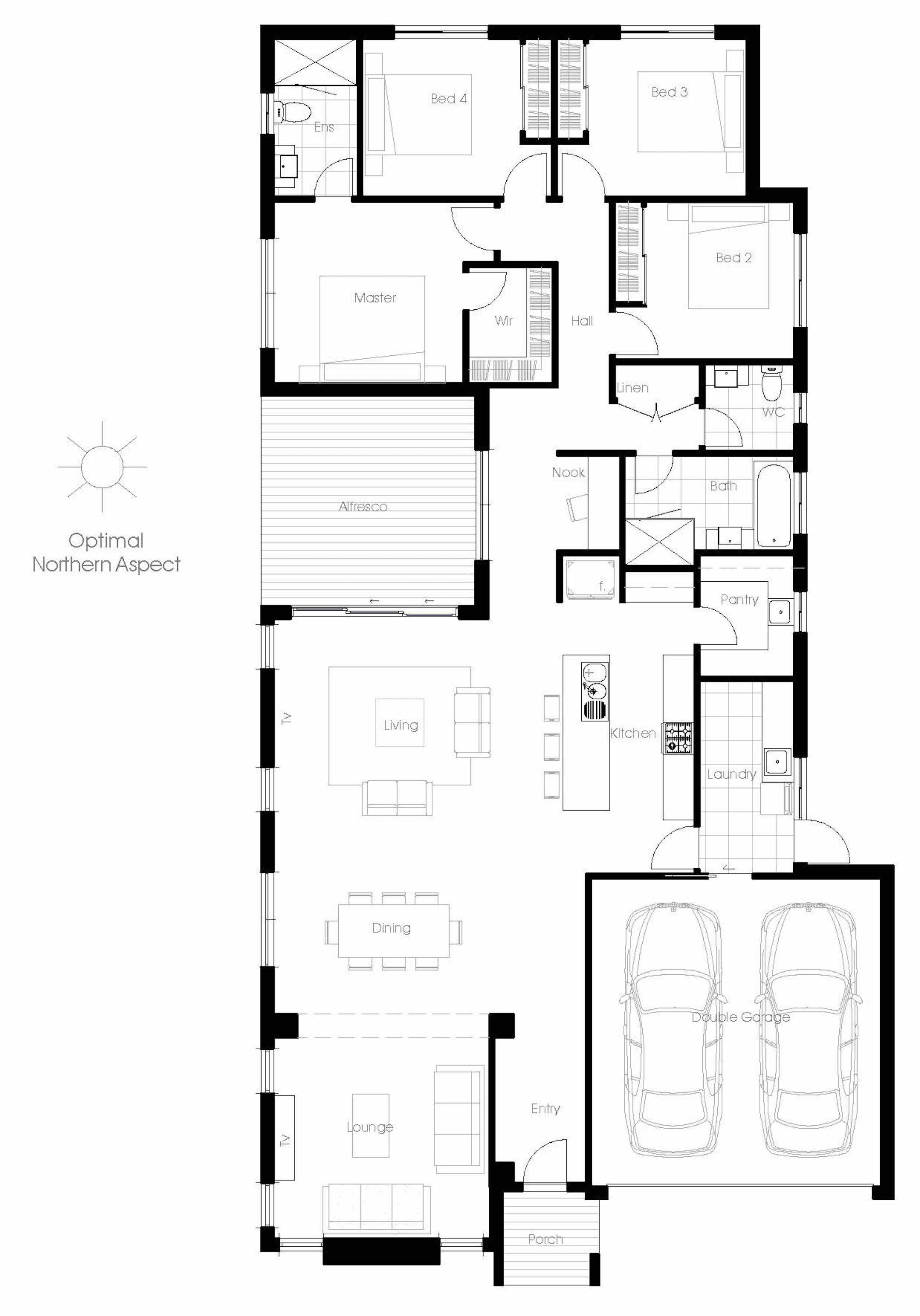 Green Energy Efficient House Plans Beautiful Waratah Energy Efficient Home Design Green Homes