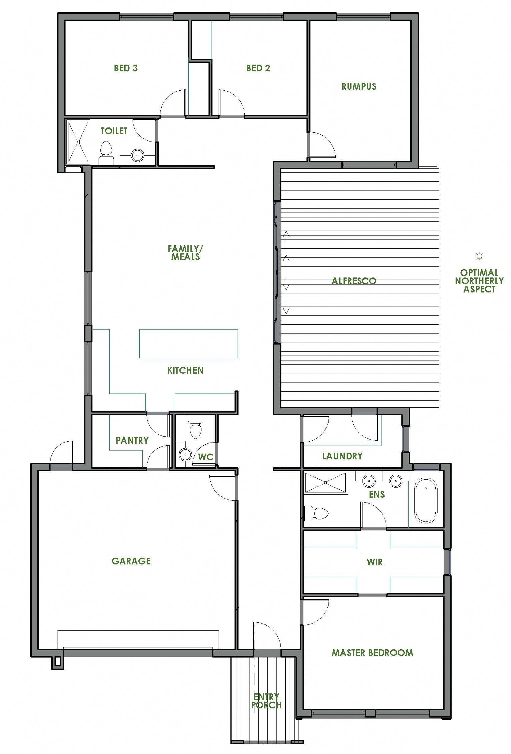 Green Home House Plans Luxury Aberdeen Energy Efficient Home Design Green Homes