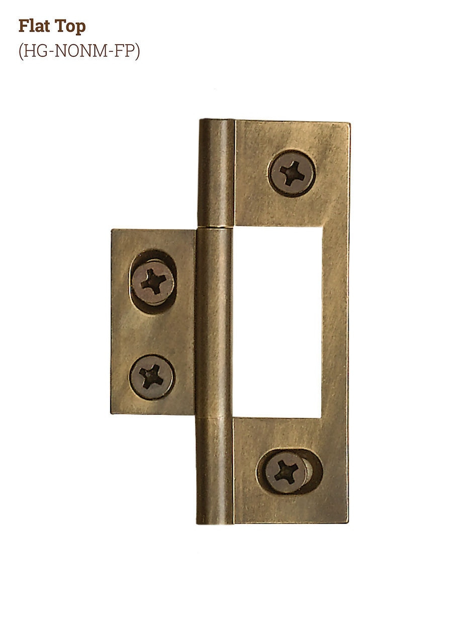 """Hinges for Cabinet Doors Fresh Non Mortised Cabinet Hinges 2 1 2"""" sold as Pair"""