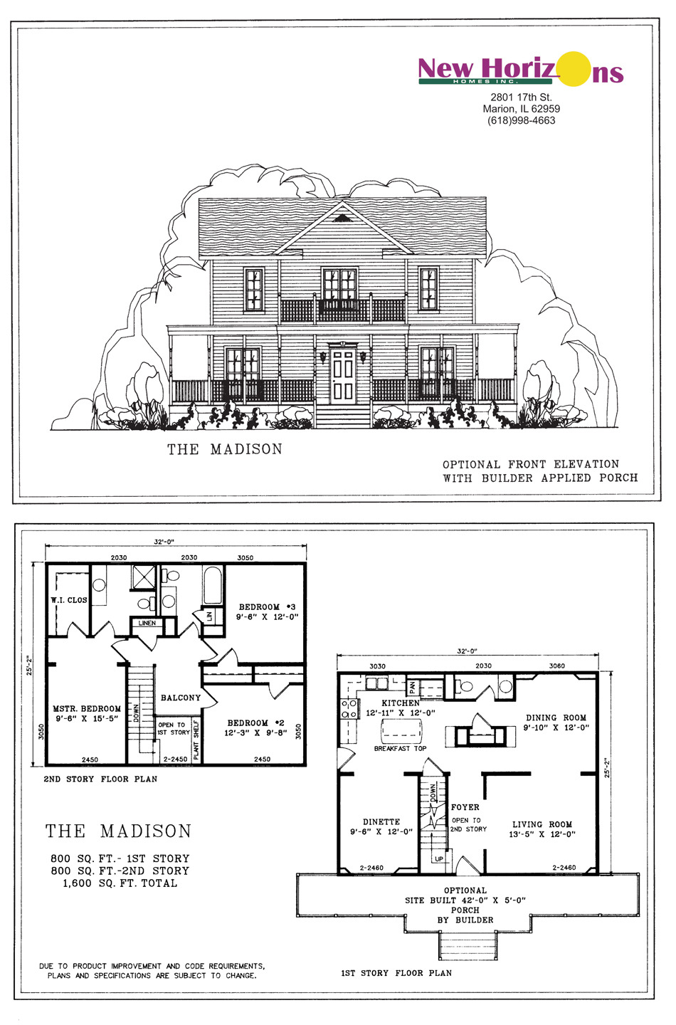 the madison storey house floor plan dwg two designs samples and elevation of south indian front double houses with balcony small plans residential autocad files free