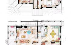 House Floor Plans With Photos Awesome House Of Lorelai And Rory Gilmore Floorplans By Nikneuk On