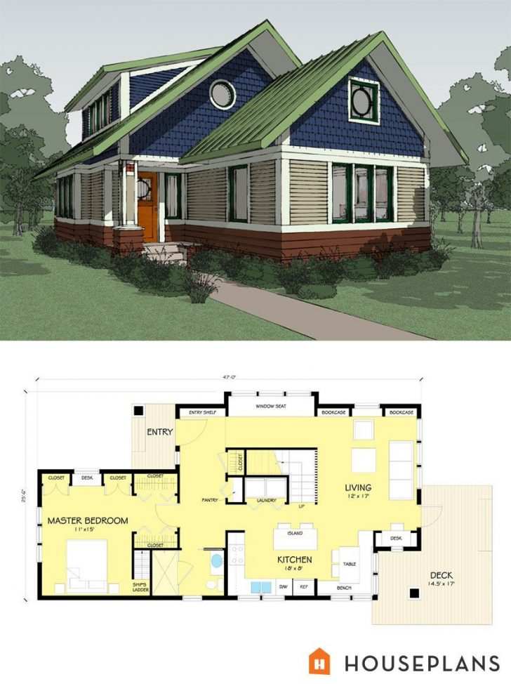 House Plans for Craftsman Style Homes 2020