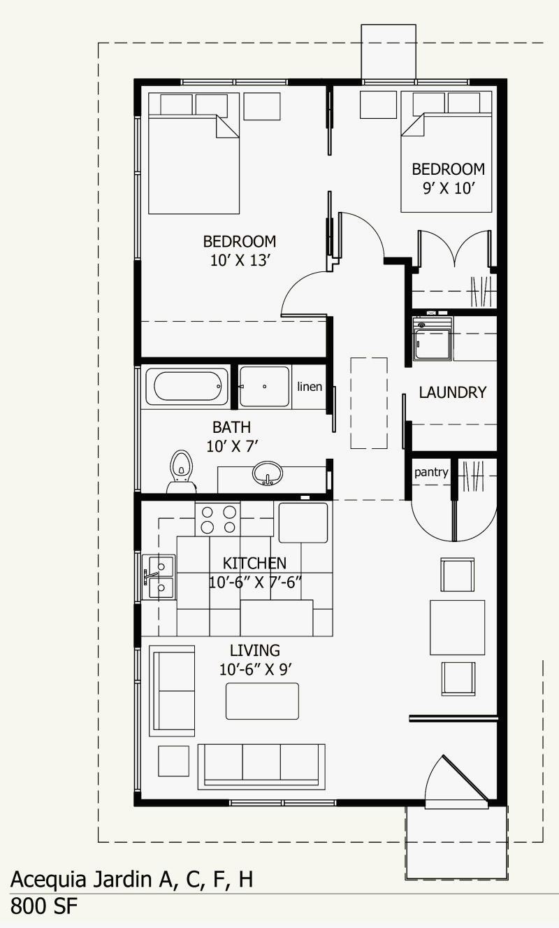 House Plans Small Cottage Awesome Free Small House Plans Under 1000 Sq Ft Inspirational Small