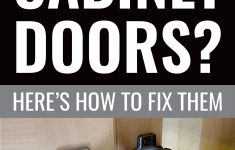 How To Fix Cabinet Doors Fresh Got Wonky Cabinet Doors Here S How To Fix Them
