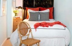 How To Make A Small Bed Awesome 10 Tips To Make A Small Bedroom Look Great
