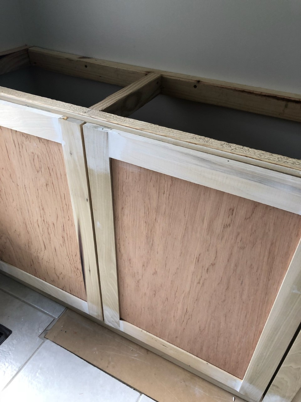 How to Make Kitchen Cabinet Doors Beautiful Diy Kitchen Cabinets for Under $200 A Beginner S Tutorial