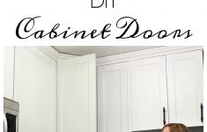 How To Make Kitchen Cabinet Doors Best Of How To Make Diy Cabinet Doors Without Fancy Router Bits