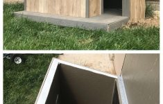 Insulated Dog House Plan New Insulated Dog House Dogmemes