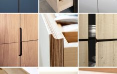 """Kitchen Cabinet Door Pulls Awesome Is """"no Hardware"""" The New Hardware Trend For Kitchens"""