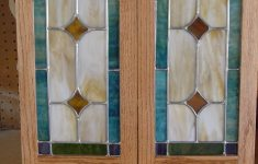Kitchen Cabinet Doors With Glass Panels Elegant Stained Glass Cabinet Doors