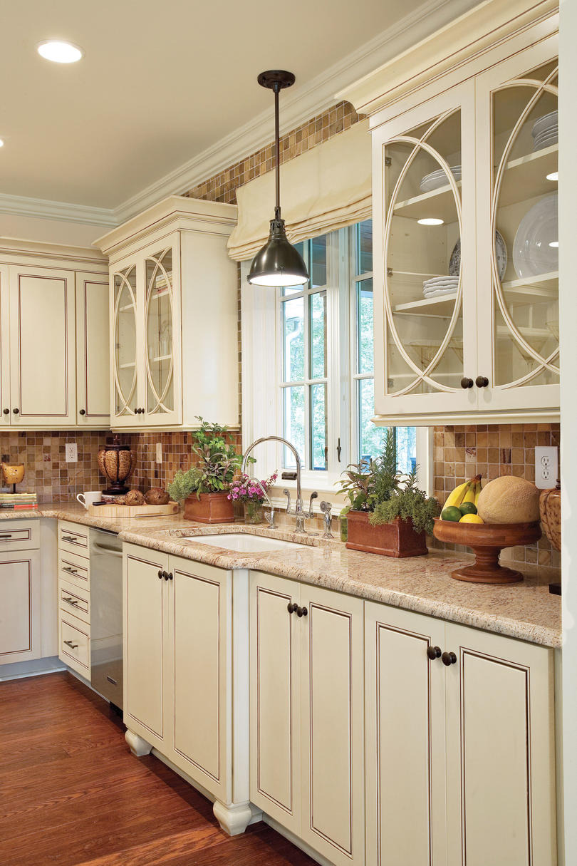creative kitchen cabinet ideas southern living glass cabinets doors l fb8581abae1e53d6