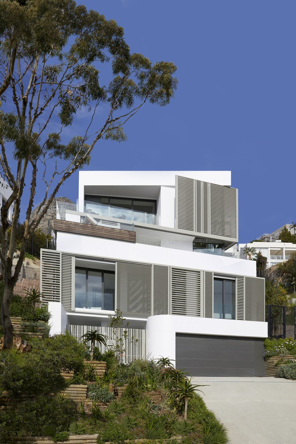 SAOTA and ARRCC House design in Cape Town Exterior