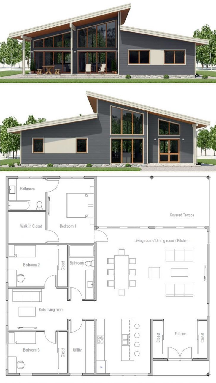 Layout Plan for House 2021