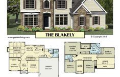 Luxury Two Story House Plans Luxury Plan 2471 The Blakely