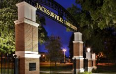 Main Gate Arch Design Awesome Jacksonville University Campus Entrance Dasher Hurst