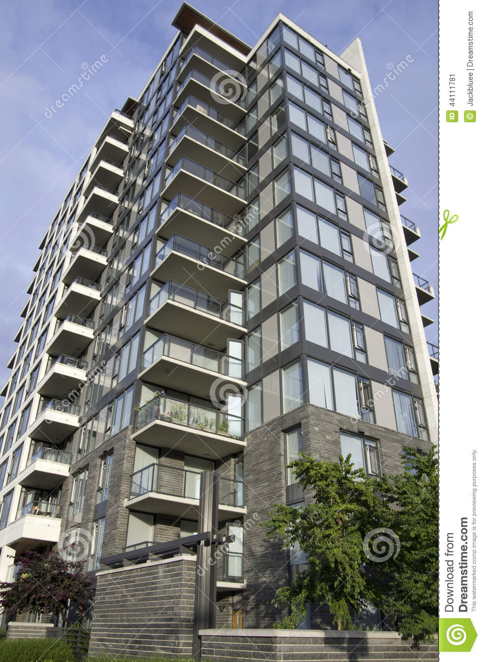modern apartment building nice new design vancouver canada