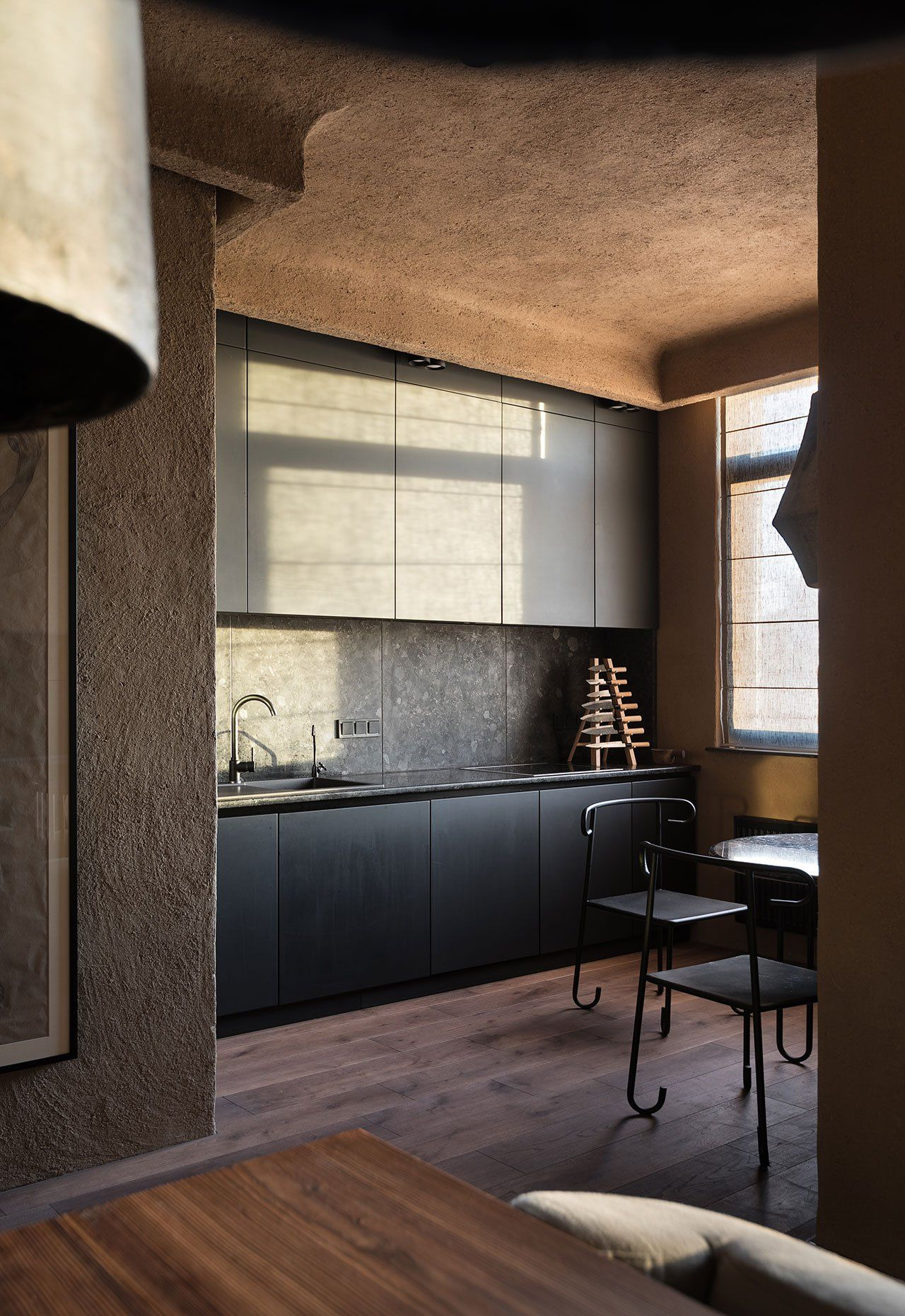 Modern Architecture Bedroom Design Beautiful Imperfection is Beautiful the Wabi Sabi Apartment by Sergey