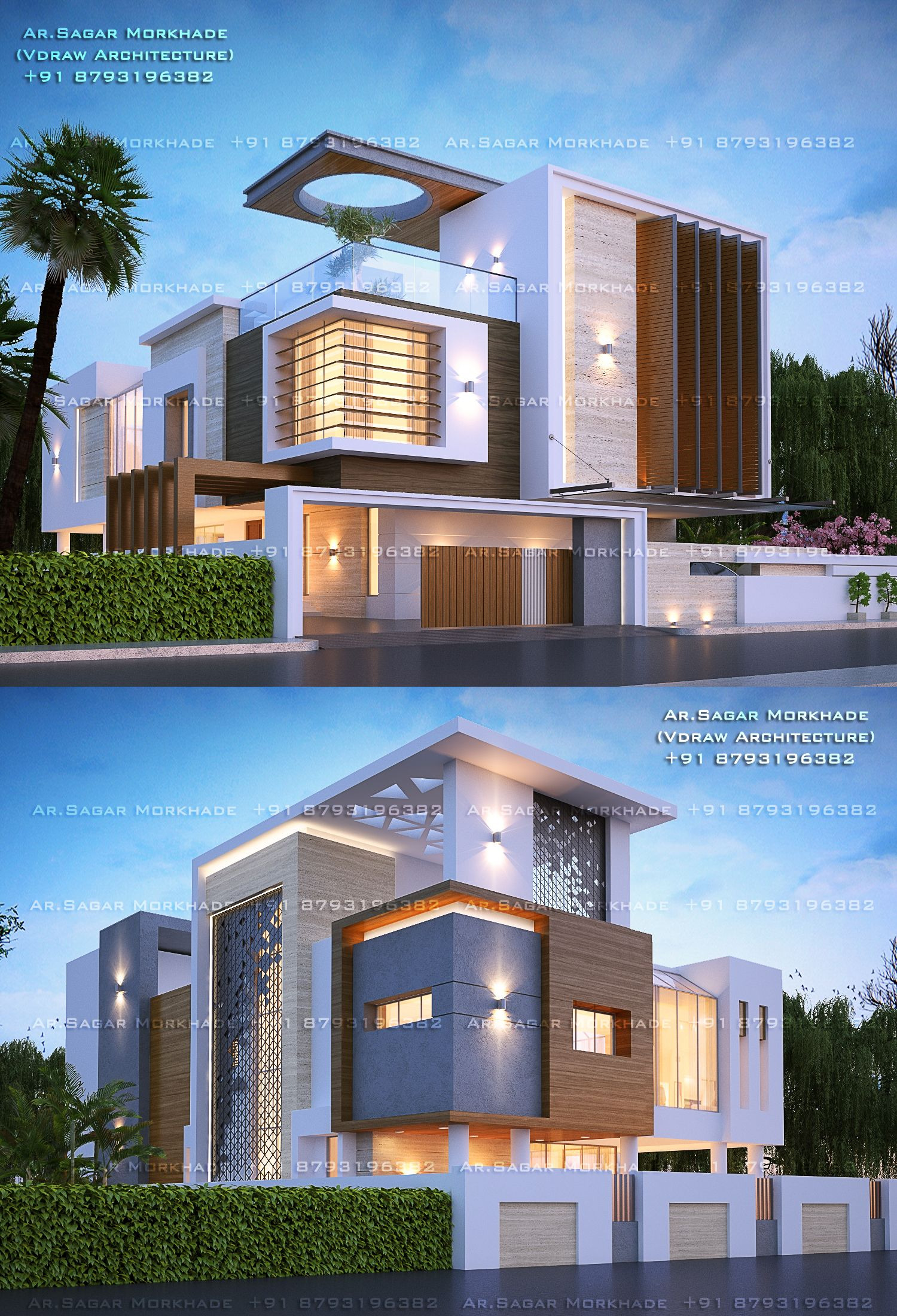 Modern Architecture House Plans 2021 - hotelsrem.com