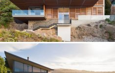 Modern Hillside House Designs Lovely This Hillside Home In New Zealand Was Designed To Capture