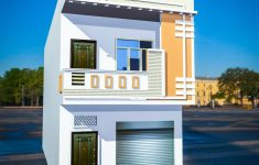 Modern House Front View Fresh Introducing Modern Indian House Exterior Elevation With 15