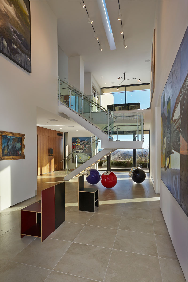 modern house art gallery 1042 03