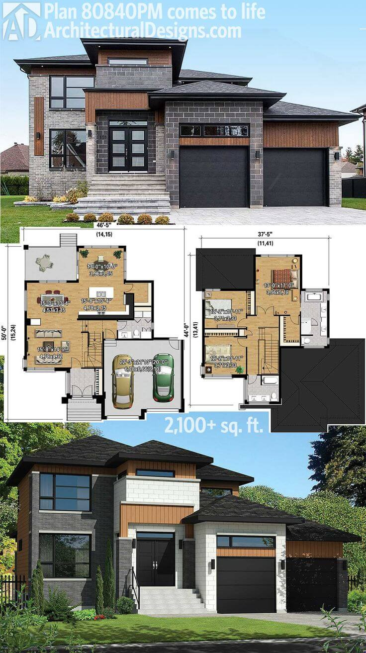 Modern Residential House Plans Beautiful 20 Modern House Plans 2018 Interior Decorating Colors