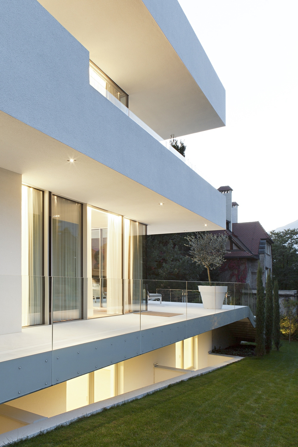 Most Beautiful Houses In The World House M featured on architecture beast 34