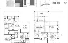 New Two Story House Plans Fresh Two Story House Plan E1064