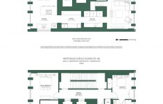 New York House Plans Awesome 30e31 Nomad New York Penthouse With Images