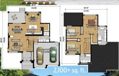 Online House Plan Design Awesome Plan Pm Multi Level Modern House Plan