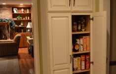 Pantry Cabinet Doors Lovely F White Wooden Tall Narrow Pantry Cabinet With Maple Wood