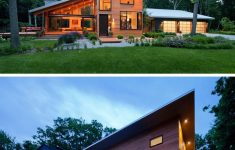Pics Of Modern Houses Beautiful 16 Examples Modern Houses With A Sloped Roof