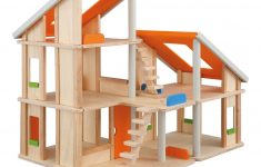 Plan Toys Play House Elegant Chalet Dollhouse By Plantoys At Gilt