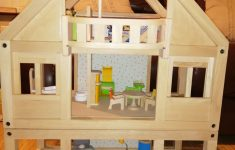 Plan Toys Wooden Doll House Fresh Plan Toys Wooden Dolls House With Figures And In Ch1