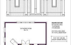 Pool House Plans Designs Best Of B1 0751 M With Images