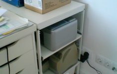 Printer Cabinet With Doors Beautiful Antonius Frame Turns Into Printer Cabinet To Its Surprise