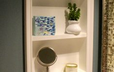 Replace Medicine Cabinet Door Inspirational How To Turn An Old Medicine Cabinet Into Open Shelving