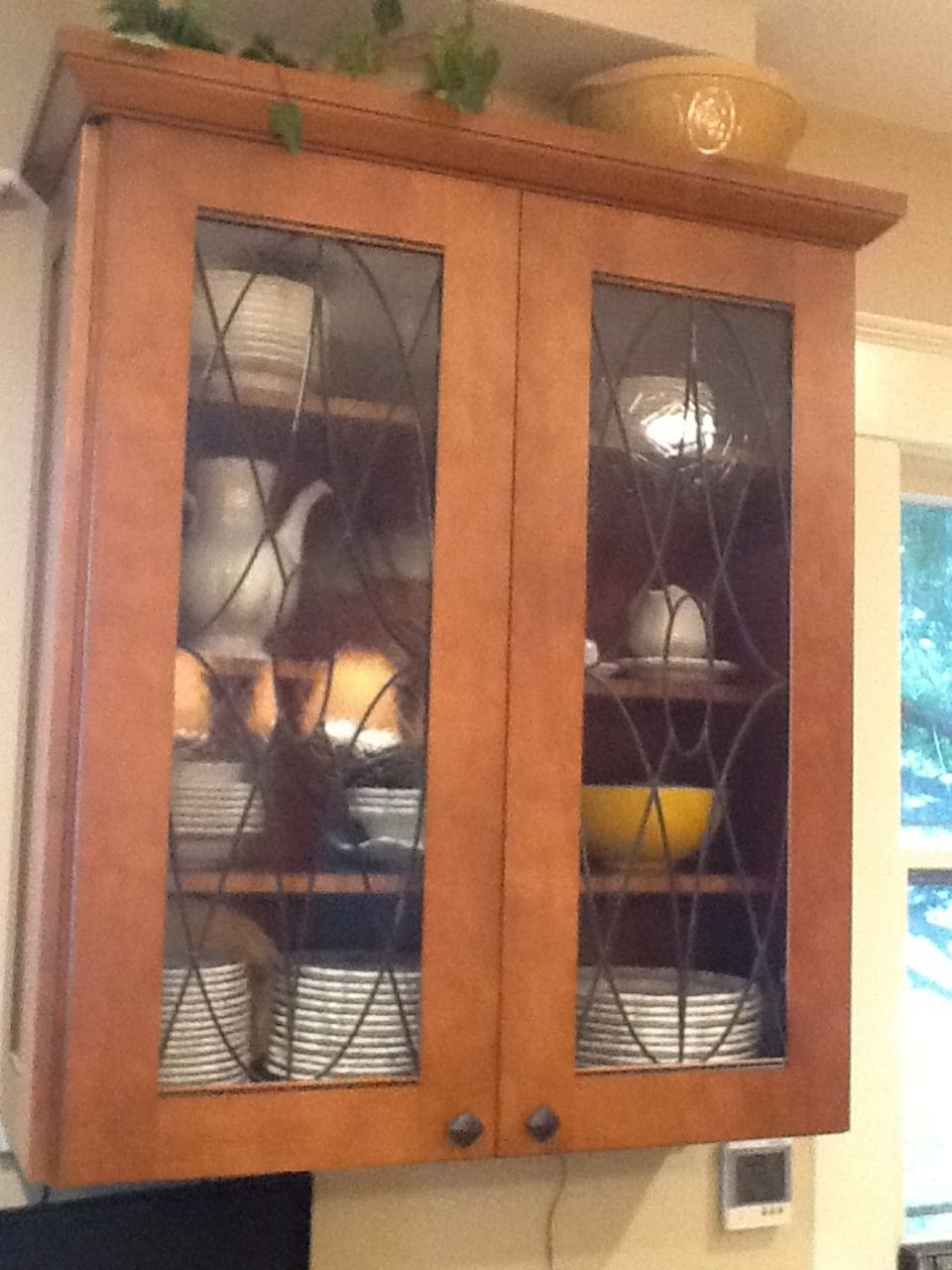 Glass Cabinets Display
