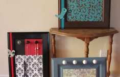 Repurposed Cabinet Doors Awesome Jewelry Display Boards Made From Repurposed Kitchen Cabinet