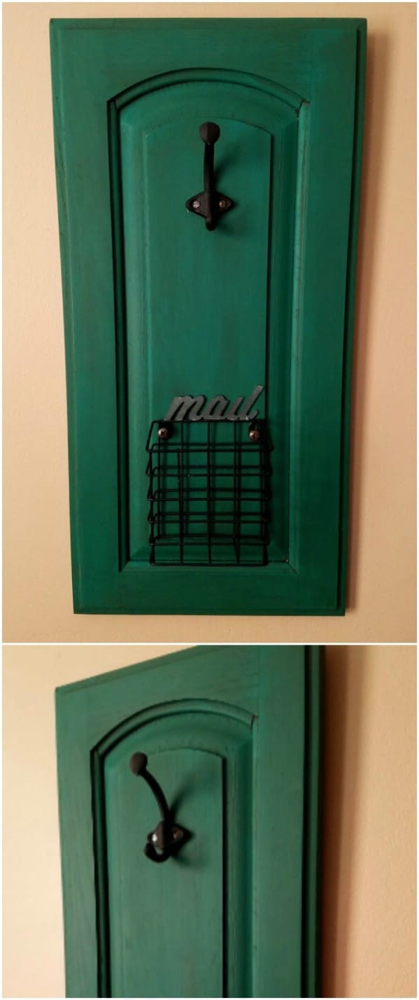 16 mail holder cabinet doors upcycling diyncrafts