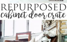 Repurposed Cabinet Doors Fresh Repurposed Cabinet Door Crate Prodigal Pieces